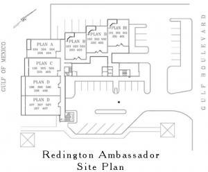 Room Floor Plans and Site Map | Hideaway Sands Resort